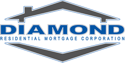 Diamond Residential Mortgage Logo